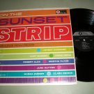 On The Sunset Strip - Johnny Desmond And Others - AL-FI 4079 - LP
