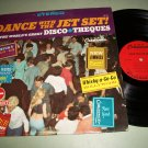 Dance With The Jet Set - Billy Strange And Others - CRESCENDO 2002 - LP