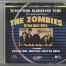 The Zombies Greatest Hits - Dual Layered Hybrid - British Rock CD