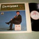 Kyu Sakamoto - Sukiyaki - ELECTROLA 7176 - Germany issue Pop LP