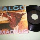 Falco - Rock Me Amadeus / Urban Tropical  - GIG 6.14340 - Germany Issue  Pop 45