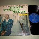 """Eddie """"Cleanhead"""" Vinson Sings  Back In Town - AAMCO 312 - Jazz LP Record"""