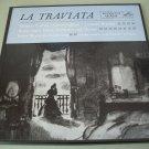 Verdi  La Traviata - Pierre Monteux Conducts -  RCA LM-6040 - 3 Records LP Box Set