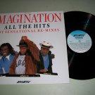 Imagination - All The Hits Hot Sensational Re-Mixes - SMR 985 - Funk / Soul LP