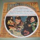 America's Folk Heritage - Leadbelly Guthrie Sandburg - MURRAY 4196  - 6 Folk  Records  LP