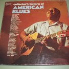 Collector's History Of American Blues - Various Blues Artist - MURRAY 959054  - 4 Folk  Records  LP