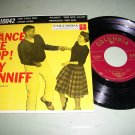 Ray Conniff - Dance The Bop Volume 2 - COLUMBIA 10042 -  45 rpm