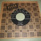 Bill Haley And His Comets - Rip It Up / Teenager's Mother - DECCA 30028  45 rpm Record