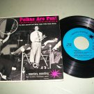 Walt Jaworski And Walter Solek - Polkas Are Fun - REPERTORY AD-8 - 45 rpm EP Record