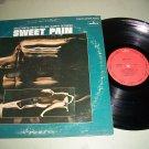 Sweet Pain - Englands Heavy Blues Super Session - MERCURY 61231 - Rock Blues Record  LP