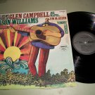 The Heavy Guitars Of Glen Campbell Mason Williams Joe Maphis - PICKWICK 3203 - Country Record LP