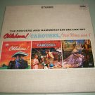 Oklahoma / Carousel / The King And I - CAPITOL 1790 - 3 LP Box Set