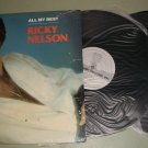 Ricky Nelson - All My Best - SILVER EAGLE 1035 - 2 Rock Records  LP