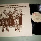 Jack And Mike Theobald With Bluegrass Country - SHILOH 4087 - Record LP