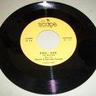 Wayne & Norma Wylie / Charlie & Gertrude Tennant - SCOPE 4 - Roundance Record 45