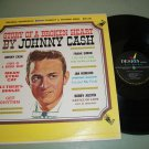 Johnny Cash & Others - Story Of A Broken Heart - Design 610 -  Record LP