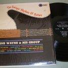 Eddie Wayne & His Group - Swingin' Rhythms Of Guitar - CORONET 139 - Record LP