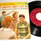 The Blazers Get A Job / Short Shorts / The Stroll COLUMBIA 2144 EP 45 Record