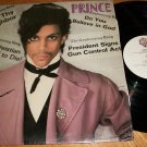 Prince - Controversy - WB3601 - Pop Rock Record LP