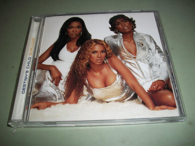 Destiny's Child - Survivor - Rock  CD