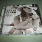 Terry Clark - Life Goes On - Country  CD