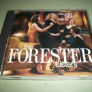 The Forester Sisters - Talkin' 'Bout Men - Country  CD