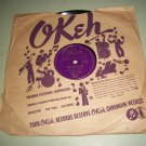 Ginny Simms - Frenesi / You Are The One - Okeh 5903 - 78 rpm