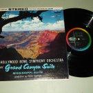 Grofe Grand Canyon Suite - Hollywood Bowl  Felix Slatkin Classical Record LP