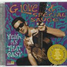 G. Love & Special Sauce - Yeah It's That Easy - Rock CD