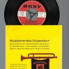 Musizierendes Dusseldorf ROXY 45 rpm Record Germany Issue