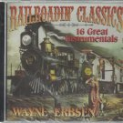 Wayne Erbsen - Railroadin' Classics  -  Brand New Factory Sealed CD