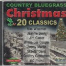 Country Bluegrass Christmas - Various Artist -  Brand New Factory Sealed CD