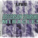 Jefferson Starship - Miracles Live  - Rock CD