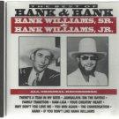 Hank Williams - Hank & Hank - Country - CD