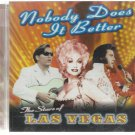 Nobody Does It Better Stars Of Las Vegas - Elvis - Various Artist - CD