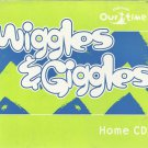 Wiggles & Giggles - Home  Childrens CD - 2 CD's