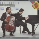 Yo-Yo Ma / Emanuel Ax  - Beethoven Sonatas For Piano & Cello - 2  CD's