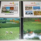 New Leon Grand Orchestre - Poetry Of The Four Seasons  Vol. 1-4   Japan Issue 4 CD's