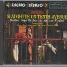 Arthur Fiedler & Boston Pops - Slaughter On Tenth Avenue  - RCA Living Stereo  - Classical  CD