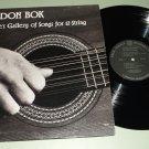 Gordon Bok - A Rogue's Gallery Of Songs For 12 String - FSI 94 - Folk LP