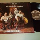 Joe Val & New England Bluegrass Boys - Bound To Ride - ROUNDER 0109 - LP