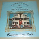 Fred Dodd - It's Showtime On The Delta Queen - Factory Sealed LP