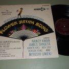 Flower Drum Song - Nancy Kwan - DECCA 79098 - Soundtrack LP