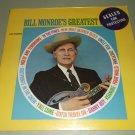 Bill Monroe Greatest Hits - MCA 17 - Factory Sealed LP
