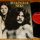 Buckingham Nicks - POLYDOR PD 5058 - Orig. Gatefold 1973 Pre Fleetwood Mac