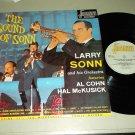 Larry Sonn - The Sound Of Sonn - JASMINE 1007 - Jazz Record  LP