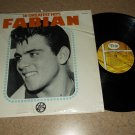 Fabian - 16 Greatest Hits - TRIP 16-20 - Record LP