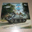 Paul Revere & The Raiders - Hard N Heavy  - COLUMBIA 9753 - Factory Sealed Rock  Record LP