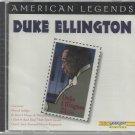 Duke Ellington - American Legends - Jazz Piano New Sealed CD