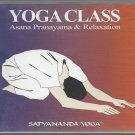 Yoga Class Asana Pranayama & Relaxation - CD
